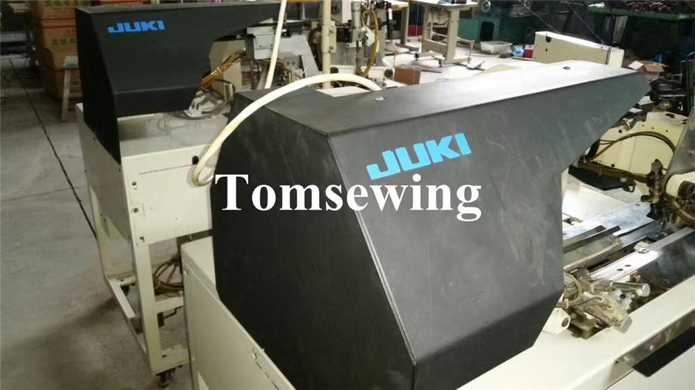 used juki apw 195n juki apw pocket welt machines tomsewing rh tomsewing com Juki Sewing Machine Timing Set Juki Manuals 3716