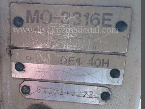 juki mo 3316