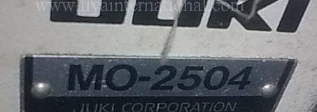 juki mo 2504