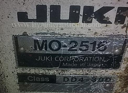 overlock juki mo 2516