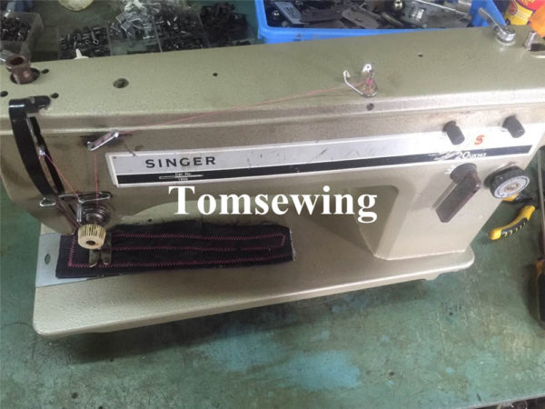 singer 20u 43 zig zag sewing machine used