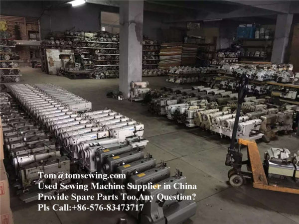 used sewing machine sale from china