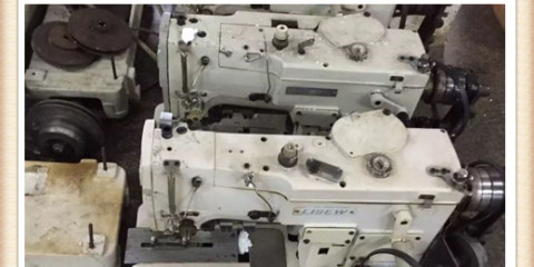 Buttonhole sewing machine CHINA 780