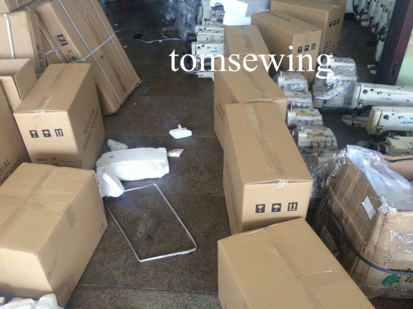 LCL CARTON BOX PACAGE FOR USED SEWING MACHINES