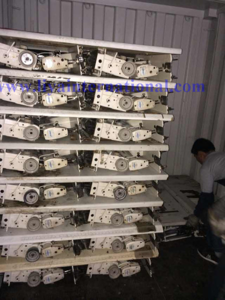 Loading sewing machines (6)