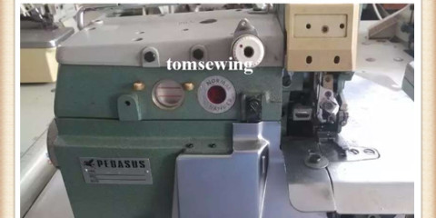 Overlock sewing machine industrial PEGASUS ETS22-730BA2
