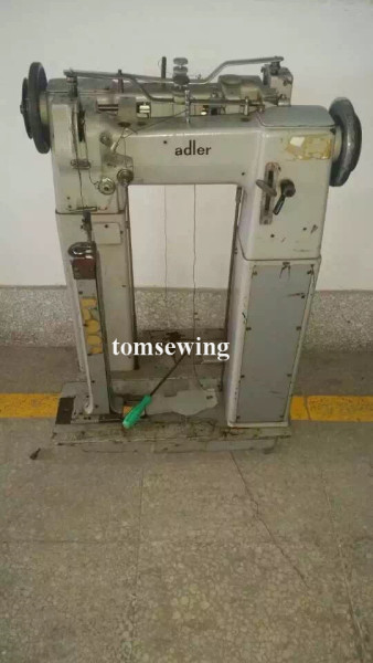 adler postbed sewing machine