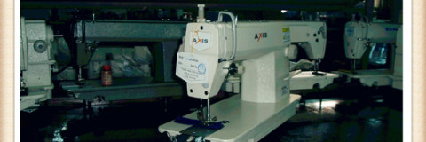 Sewing machine used axis 5550 new