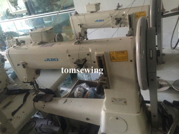 juki heavy duty sewing machines (2)