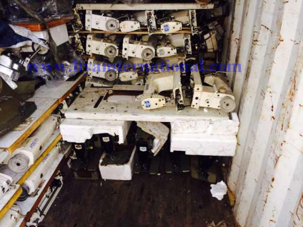 used industrial sewing machines for sale in toronto loading container