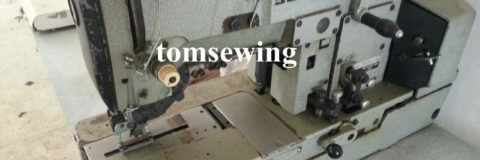 used industrial buttonhole machine