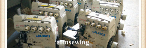 overlock reconditioned sewing machines for sale juki mo 6700