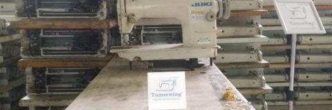juki ddl-8700 sewing machine