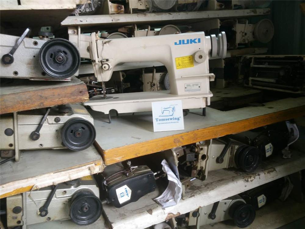 used juki ddl-8700