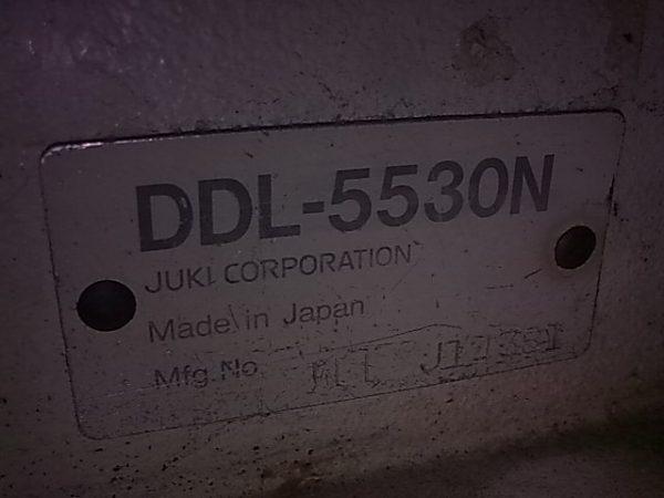 juki ddl 5530