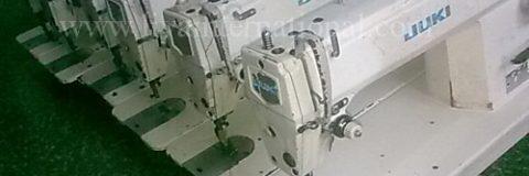 machine à coudre juki ddl 5550