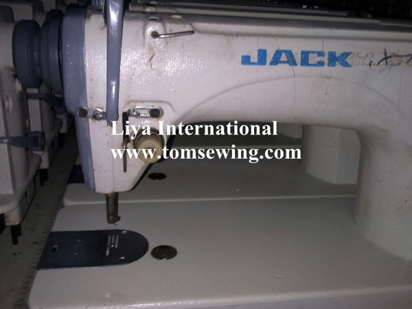 used jack sewing machines reconditioned 8700