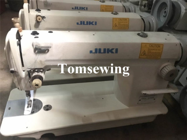Juki Ddl 40 Used Industrial Sewing Machine Single Needle Tomsewing Extraordinary Industrial Sewing Machines Used