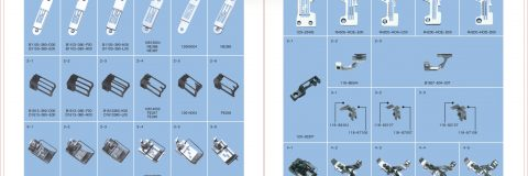 juki industrial sewing machine spare parts