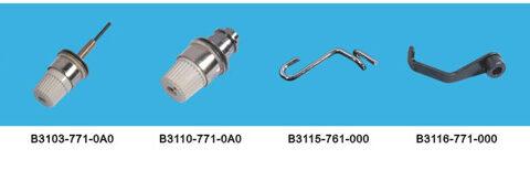 juki lbh-780 parts