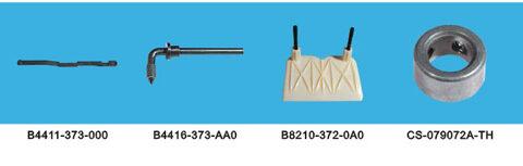 juki mb-372 parts