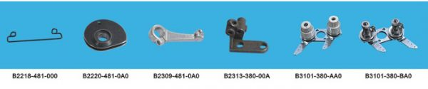 juki mh-380 parts