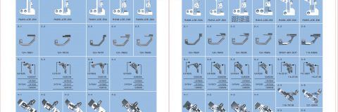 juki overlock sewing machine parts