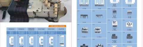 kansai special sewing machine parts