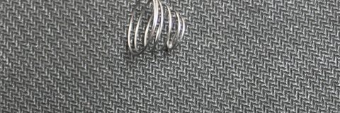 THREAD TENSION SPRING