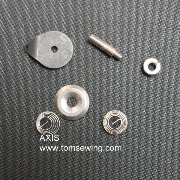 pegasus dm-10 glove sewing machine spare parts TENSION SETS
