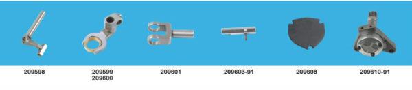 pegasus m700 overlock sewing machine spare parts