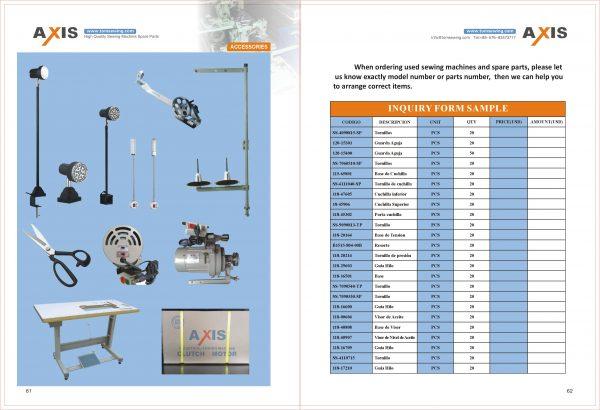 sewing machine accessories