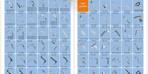sewing machine loopers china
