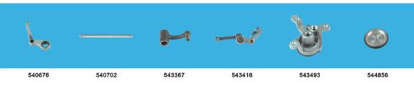 singer 491 parts