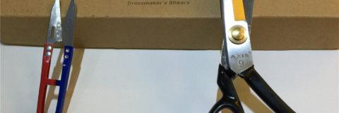 dressmaker shears