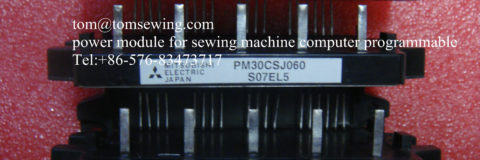 power module PM20CSJ060-3