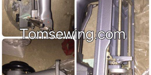 singer 16u288 Walking Foot sewing machine