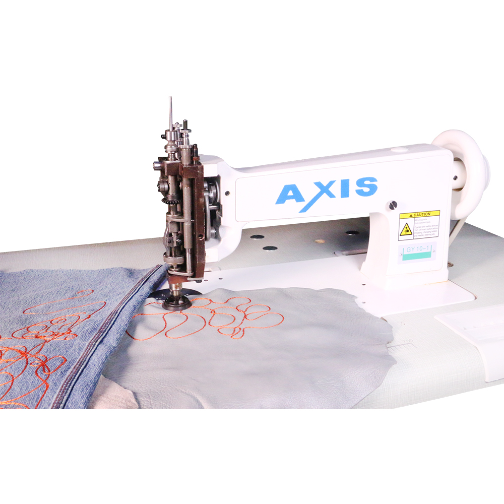 AXIS 10-1 Vintage Embroidery Machine