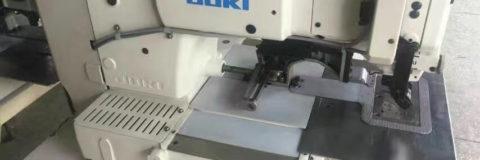 programmable electronic pattern sewing machine