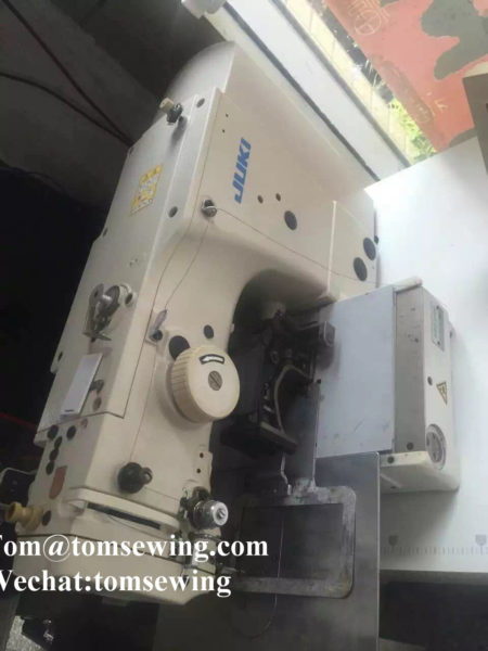 used programmable pattern sewing machine (8)