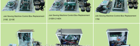 Juki Sewing Machine Control Box