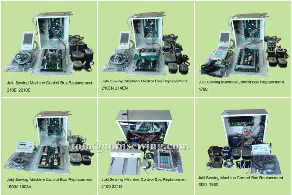 Juki Sewing Machine Control Box