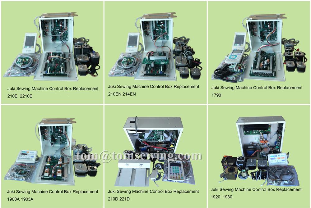 Juki Industrial Sewing Machine Manual
