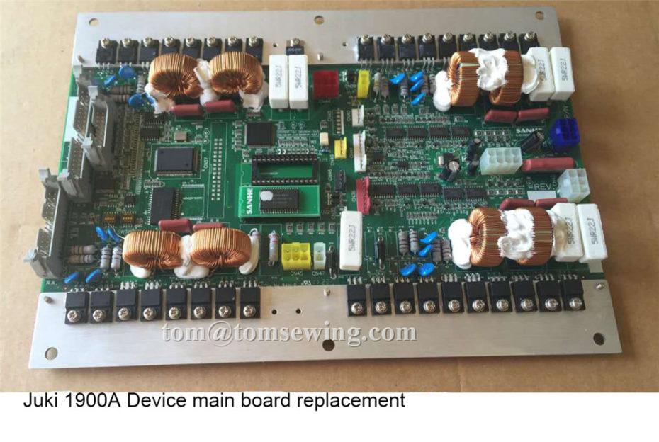 Juki Sewing Machine Control Box Replacement 210 1900 1790