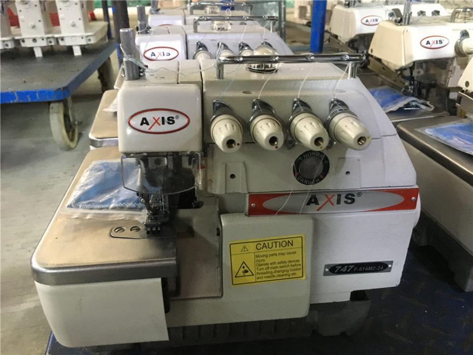 overlock sewing machine china