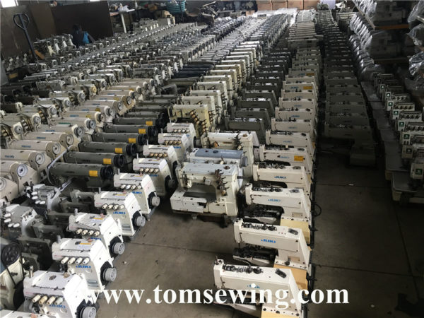 used juki sewing machine in china