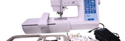 programmable sewing machine embroidery