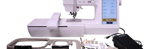 embroidery machine for home use