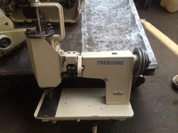 Treasure ES-1114-100 Chainstitch Embroidery Machine