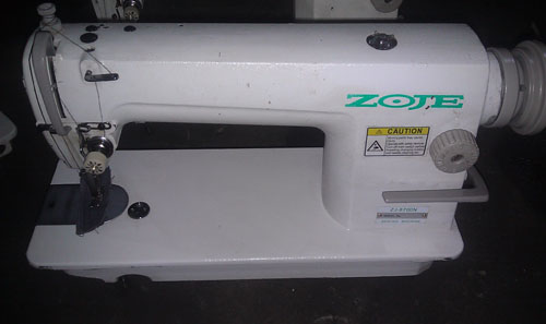 maquina industrial zoje 8700